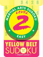 Level 2 Yellow Belt Sudoku