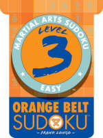 Level 3 Orange Belt Sudoku