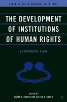 The Development of Institutions of...