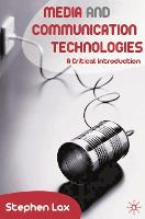 Media and Communication Technologies:...
