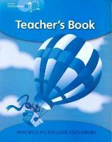 Little Explorers B: Teacher's Book
