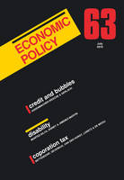 Economic Policy: No. 63