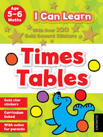 I Can Learn: Times Tables: Age 5-6