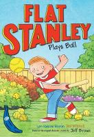 Flat Stanley Plays Ball: Blue Banana