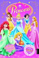 Disney Princess Holiday Annual: 2013