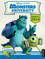 Disney Monsters University Annual: 2014