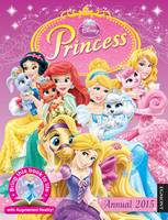 Disney Princess Annual: 2015