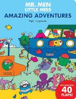 Mr Men Amazing Adventures Flap Book