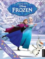 Disney Frozen Annual: 2016