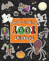 Spine-Tingling 1001 Stickers