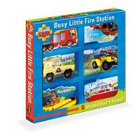 Fireman Sam: Busy Little Fire Station