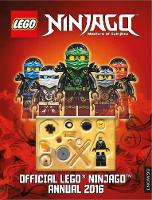 The Official LEGO Ninjago Annual: 2016