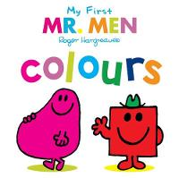 Mr Men: My First Mr Men Colours