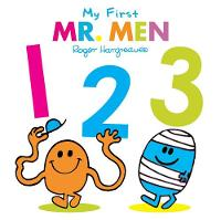 Mr Men: My First Mr Men 123