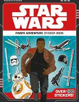 Star Wars Finn's Sticker Adventure