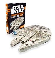 Star Wars Millennium Falcon Book and...