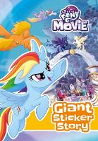 My Little Pony Movie: Giant Sticker...