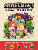 Minecraft Survival Sticker Book: An...