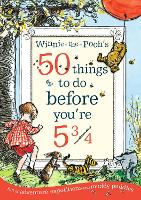 Winnie-the-Pooh's 50 things to do...