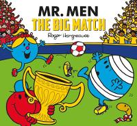 Mr. Men: The Big Match (Large format)
