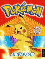 The Official Pokemon Annual 2019