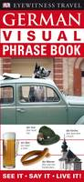 German Visual Phrase Book: See it /...