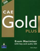 CAE Gold PLus Maximiser and CD with...