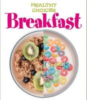 Breakfast: Healthy Choices