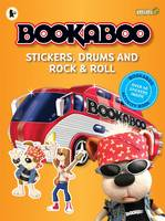 Bookaboo: Stickers, Drums and Rock &...