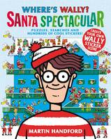 Where's Wally? Santa Spectacular -...