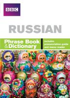 BBC Active Russian phrasebook &...