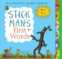 Stick Man's First Words
