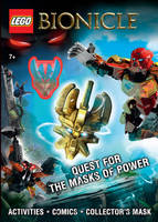 Lego Bionicle: Quest for the Masks of...
