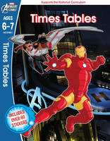 The Avengers: Times Tables, Ages 6-7:...