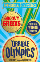 Groovy Greeks Presents 'Orrible Olympics
