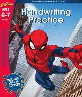Spider-Man: Handwriting Practice, ...
