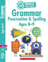 Grammar, Punctuation and Spelling -...