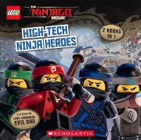 The LEGO Ninjago Movie: High-Tech...