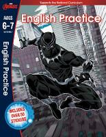 Avengers: English Practice (Ages 6 to 7)