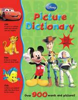 Disney Picture Dictionary: My Picture...