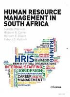 Human Resource Management in South...