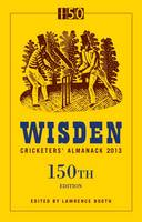 Wisden Cricketers' Almanack: 2013
