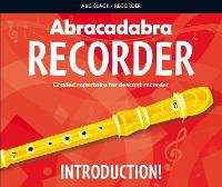 Abracadabra Recorder Introduction!: ...