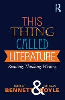 This Thing Called Literature: ...