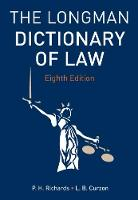 Dictionary of Law Pack