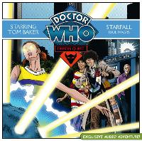 Doctor Who: Demon Quest: v. 4: Starfall