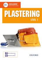 Plastering Level 1 Diploma Student Book