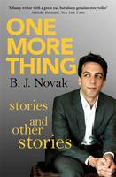 One More Thing: Stories and Other...
