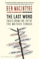 The Last Word: Tales from the Tip of...