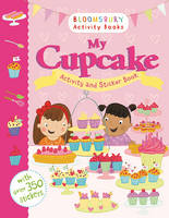 My Cupcake Activity and Sticker Book